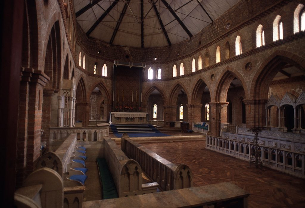 Likoma Island church