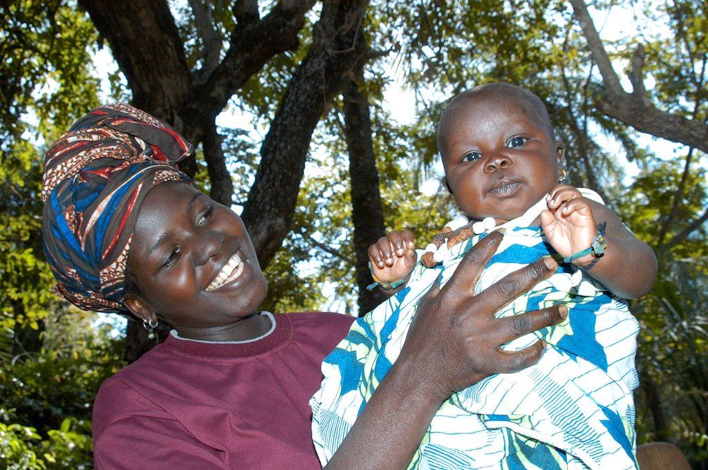 Niafrang Senegal baby