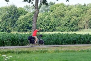 Vertrek uit Nederland