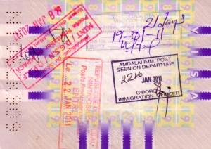 Visum Gambia