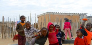 Swakupmond Namibie