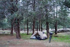 Wildkamperen in Marokko