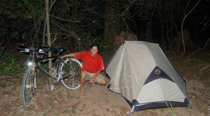 Wildkamperen  in het buitenland