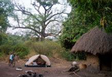 Kamperen in Sierra Leone