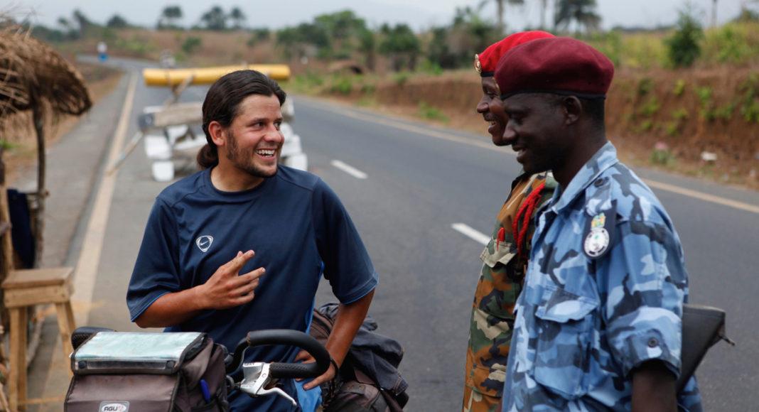 Roadblock voor Freetown