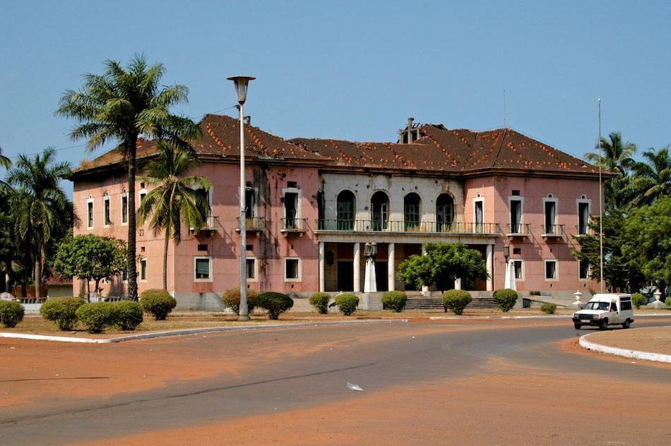 Paleis Bissau Guinee-Bissau