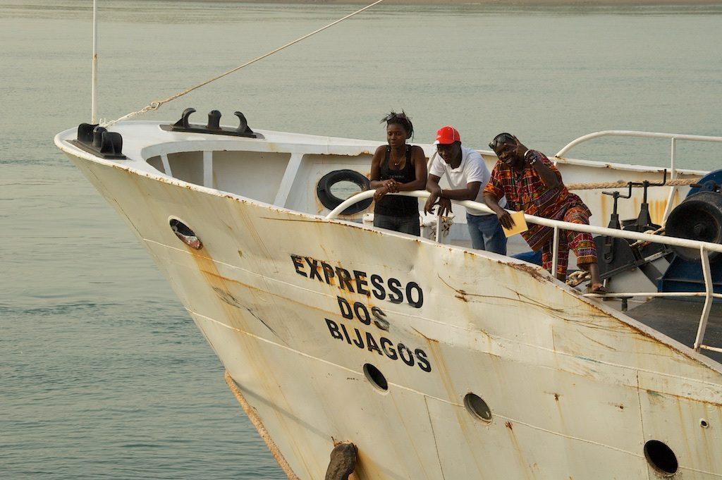 Bubaque Bijagos Guinee-Bisau