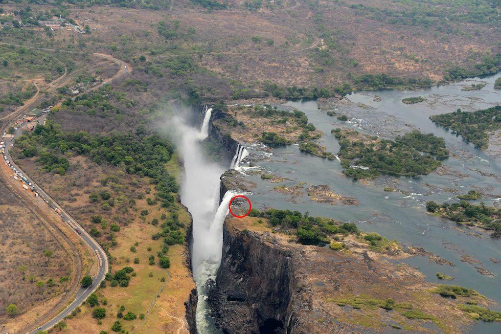 Devils Pool Victoria Falls Zambia