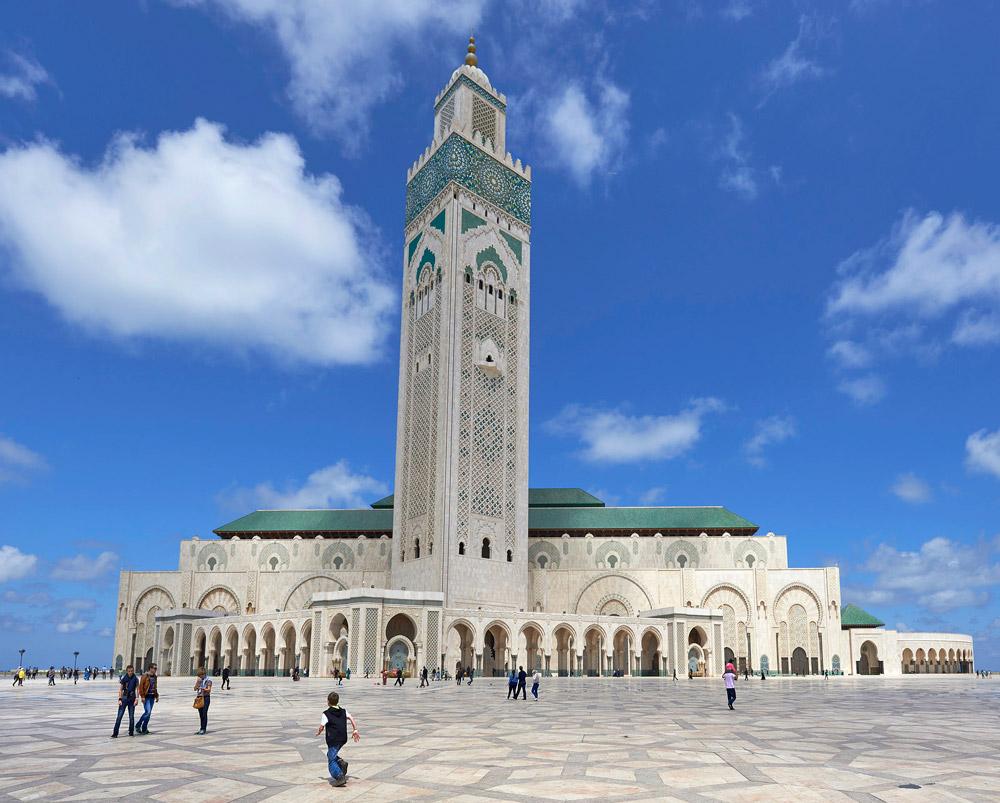 Moskee Fez Marokko