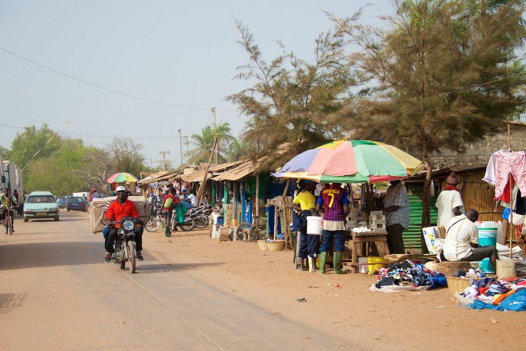Kafountine Casamance Senegal