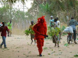 Kankurang Niafrang Senegal