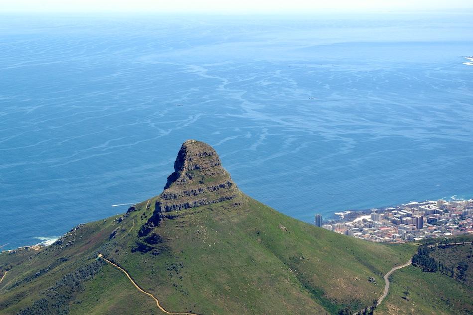 Lions Head Rock Zuid Afrika