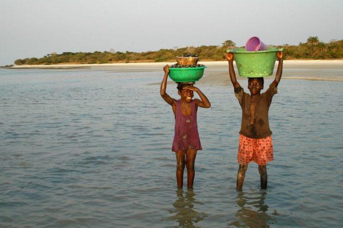 Ilha Orango Bijagos Guinee-Bisau