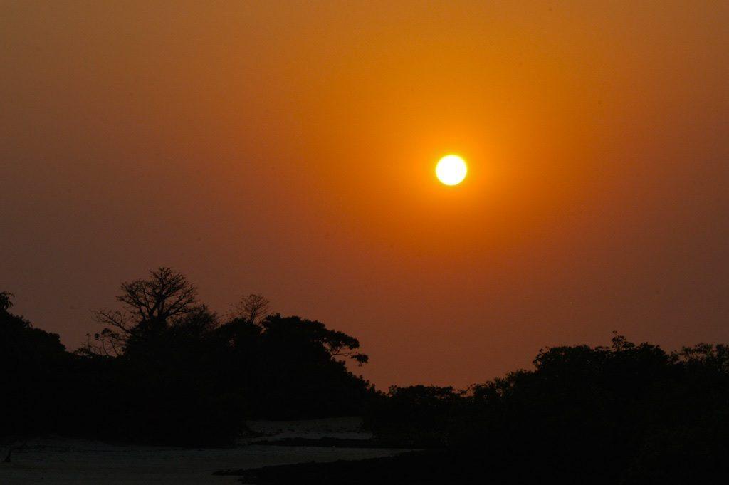 nationaal park Poilao Guinee-Bissau