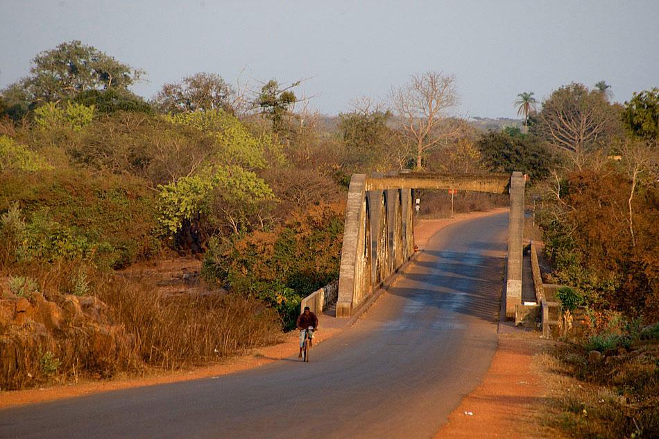 Salthinho Falls Guinee-Bissau