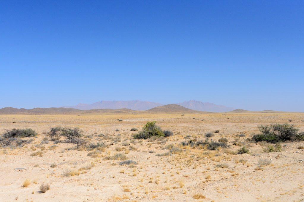 Skeleton Coast Namibië