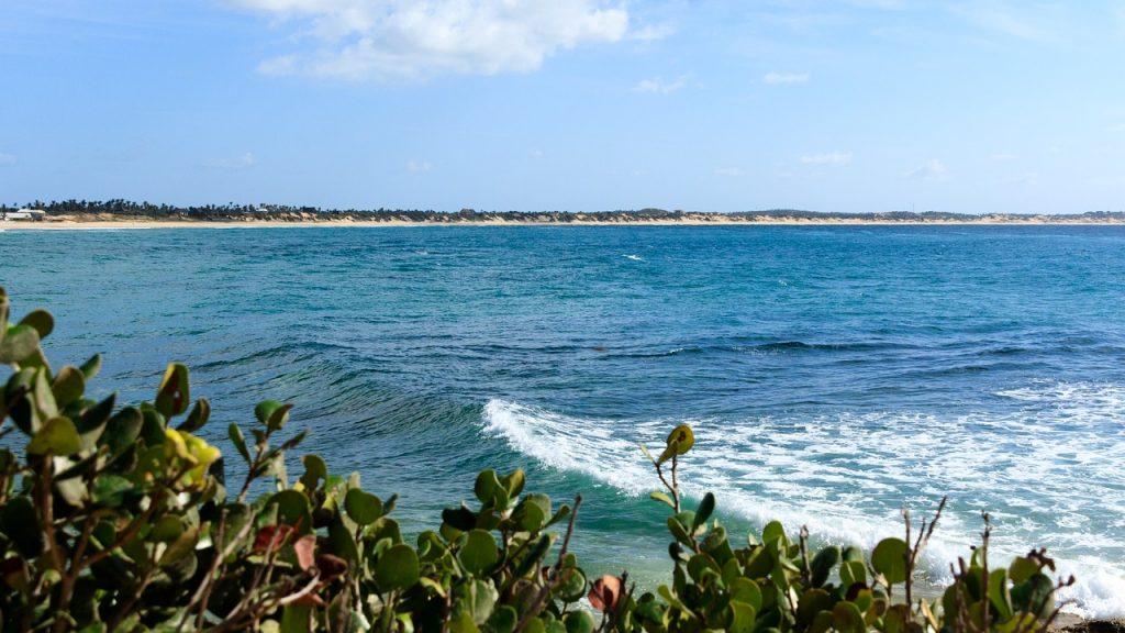 Praia Tofo Mozambique