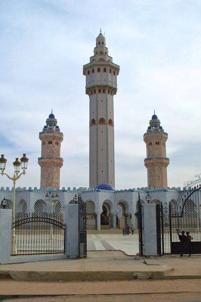 Moskee Touba Senegal