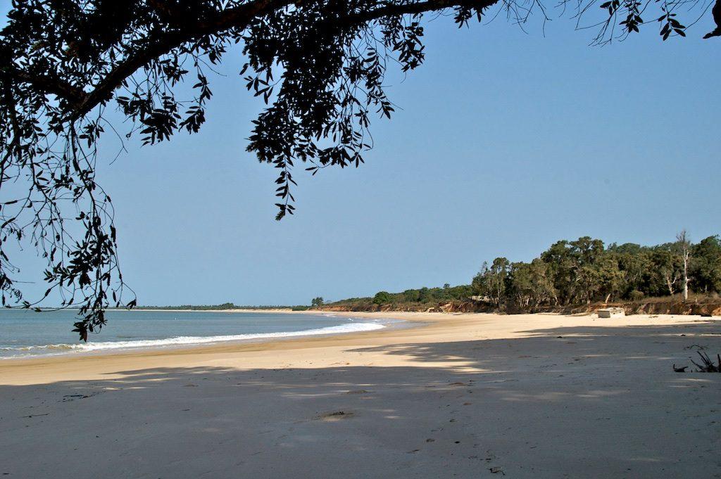 Strand Varela Guinee-Bissau