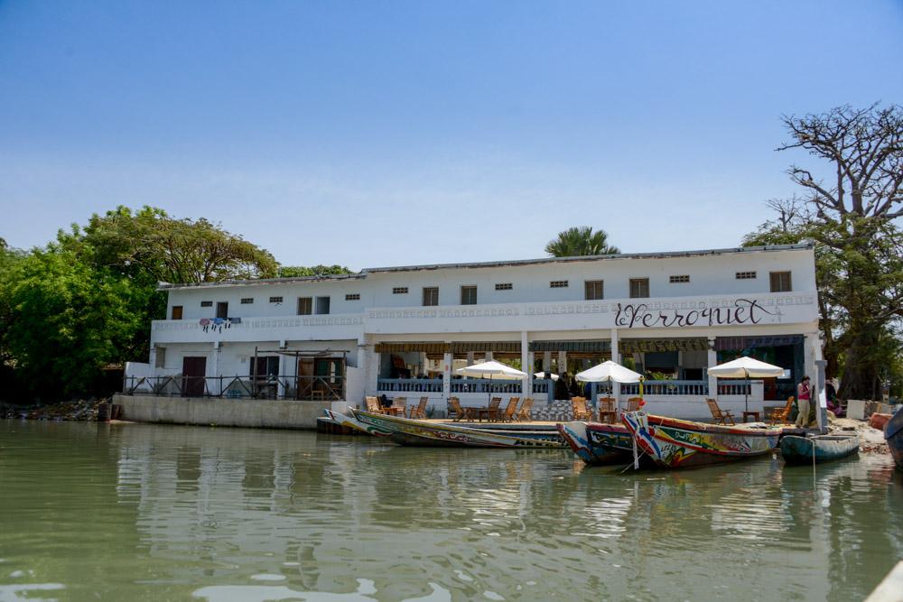 Hotel Le Perroquet Ziguinchor Casamance Senegal