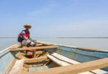 Casamance rivier Ziguinchor Senegal