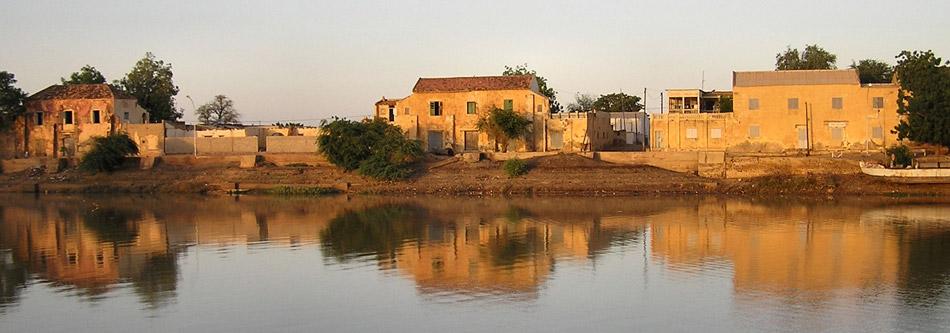 Comptoir podor Senegal