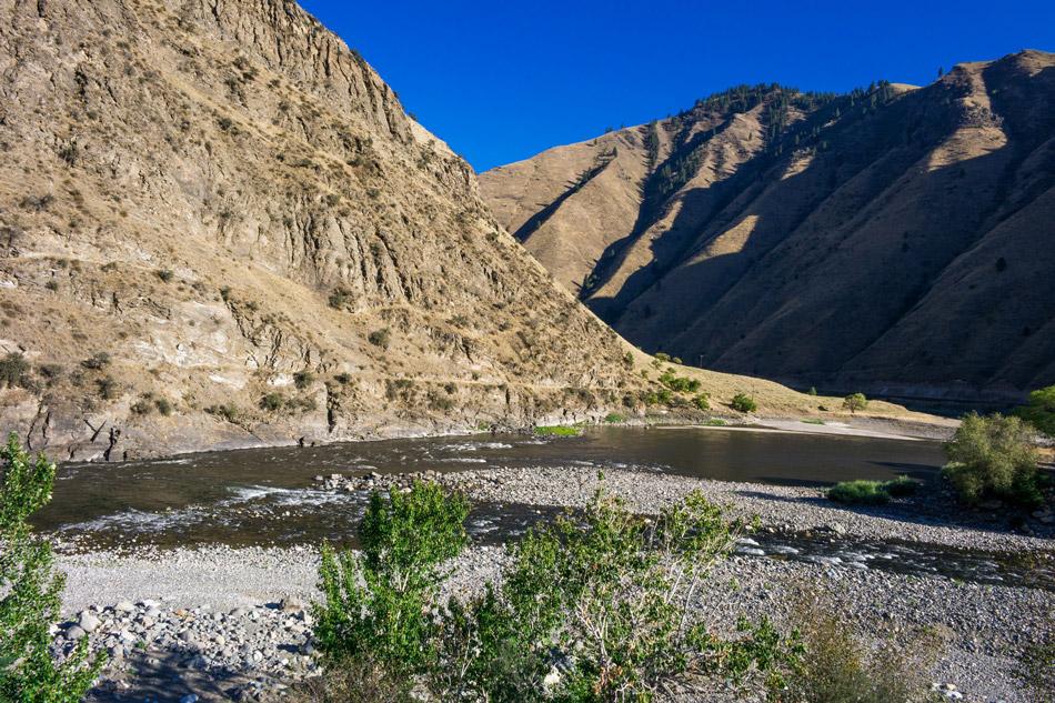 Fish- River Canyon Namibië
