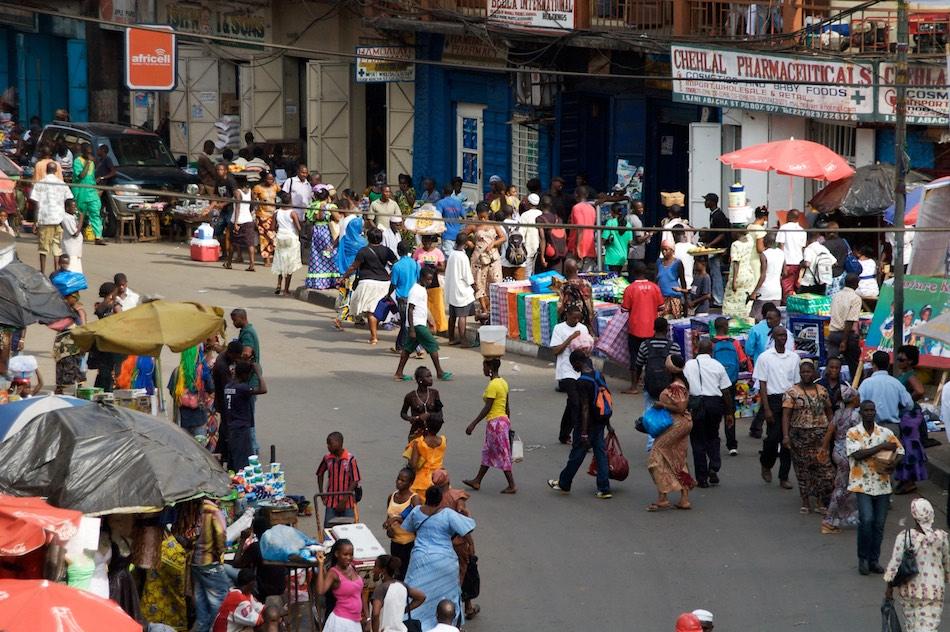 Freetown Sierra Leone