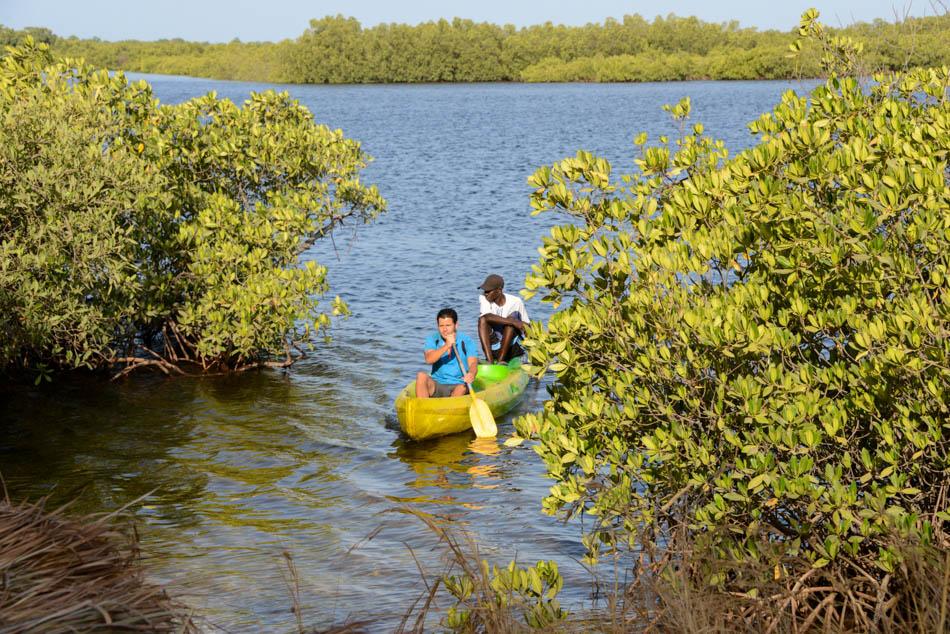 Kayak Sine Saloum Delta Senegal-1