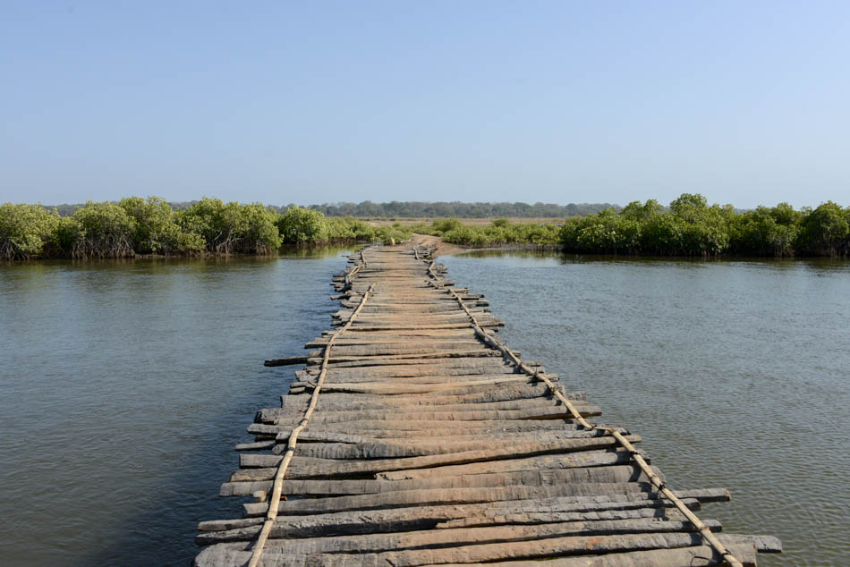 Wandelroute Mlomp Casamance Senegal