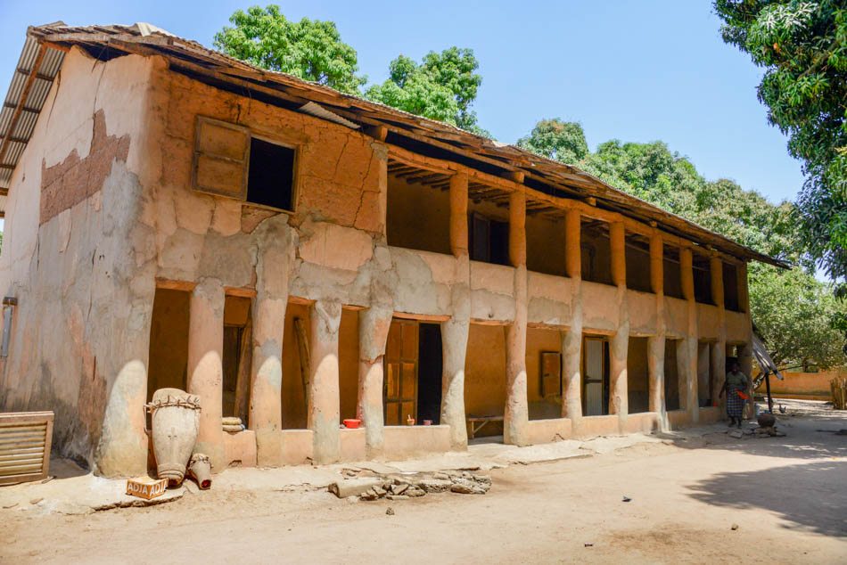 etagewoning Mlomp Casamance Senegal