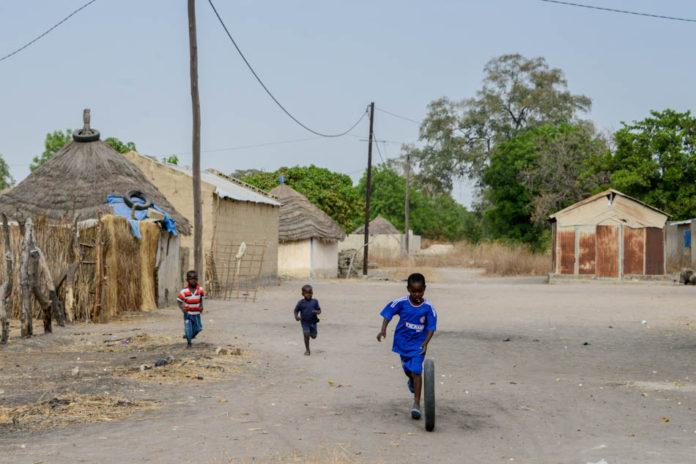 Toubacouta Senegal
