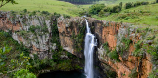 Berlin Falls Zuid Afrika