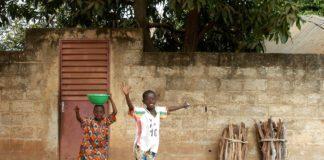 Kinderen Tambacounda Senegal