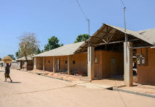 Paleis Oussouye Casamance Senegal
