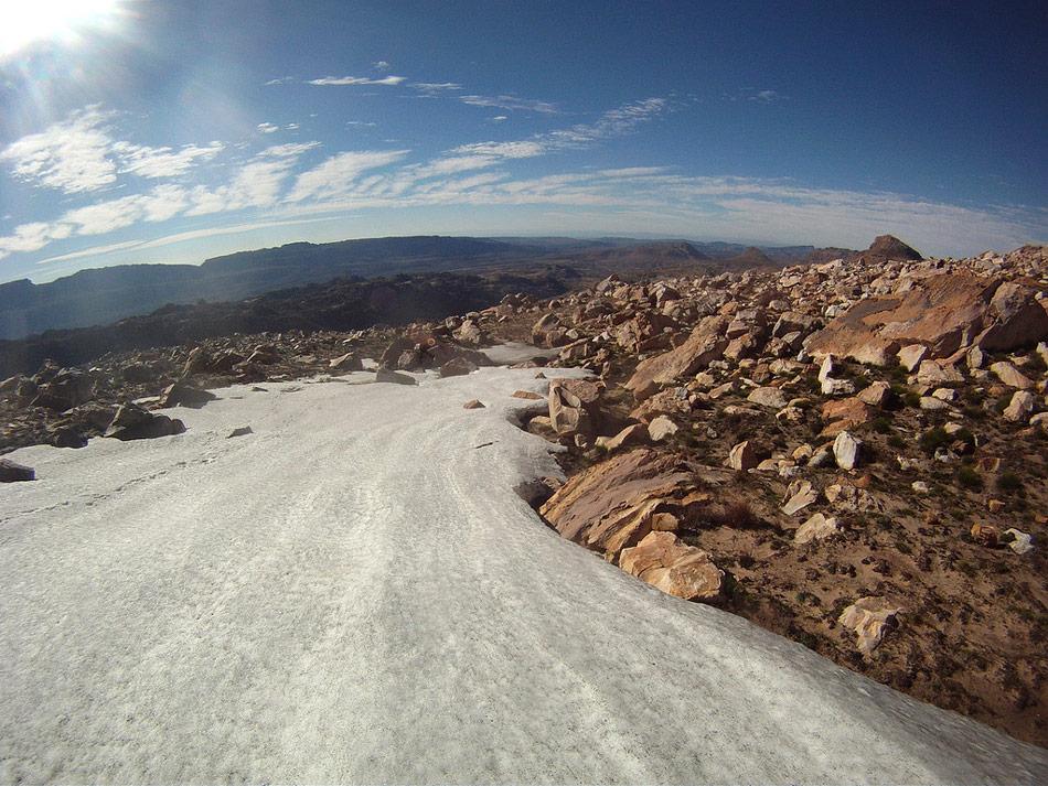 Sneeuberg Cederbergen Zuid Afrika
