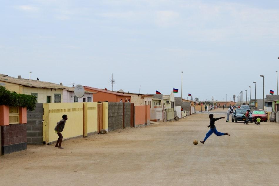 Swakopmund Namibie
