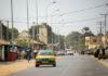 weg Serekunda Gambia