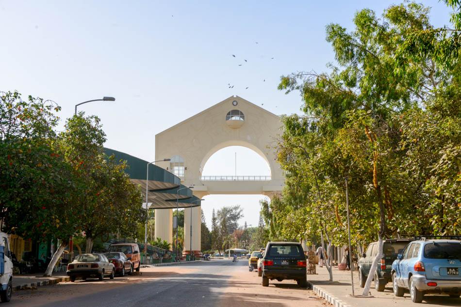 Arch 22 Banjul Gambia