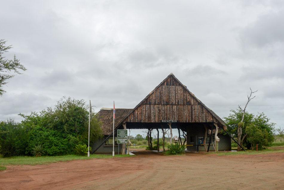 Ingang park Hlane Swaziland
