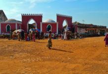 Marktdag Bafata Guinee-Bissau