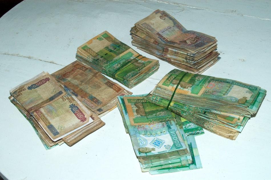 Miljonair Gabu Guinee-Bissau
