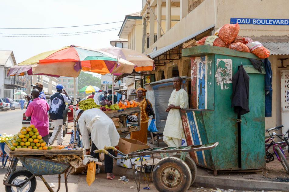 Oau Boulevard Banjul Gambia