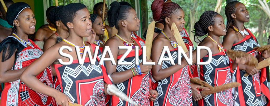 Swaziland Afrika