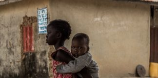 Jakana Nigeria Afrika
