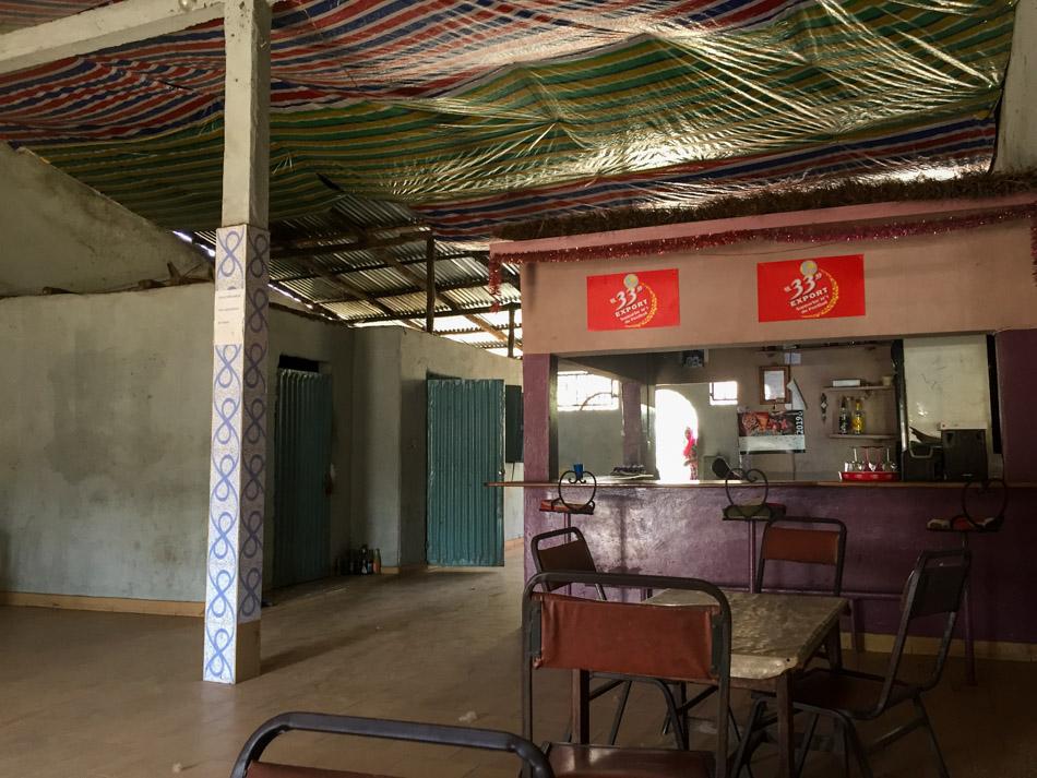 Diouloulou Casamance Senegal bar