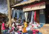 Diouloulou Casamance Senegal markt