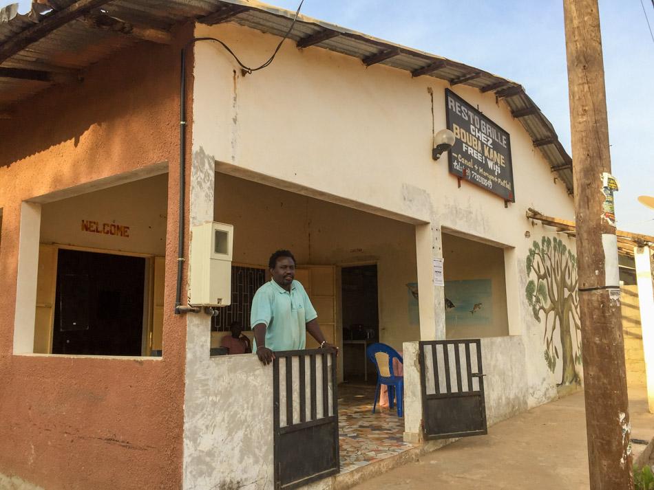 Oumar Dieme Casamance Tours