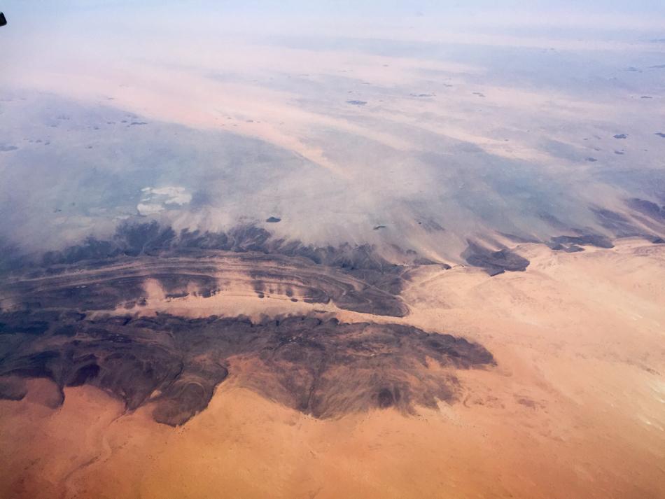 Sahara in Mauritanië