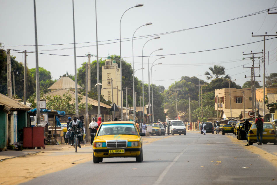 Serekunda-Gambia